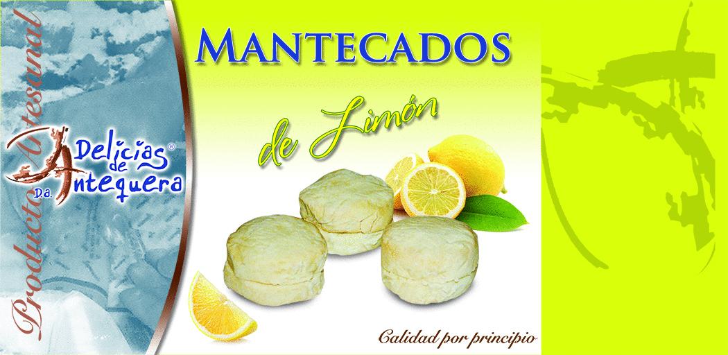 Baño Blanco Para Roscos:MANTECADO DOBLE DE LIMON